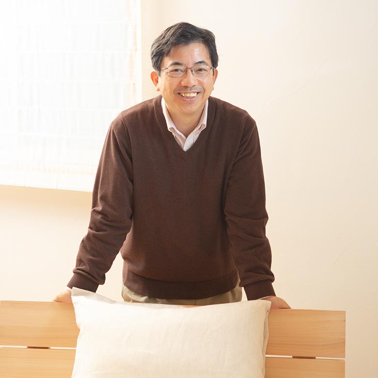 眠りのプロショップさわだ 代表取締役 沢田昌宏